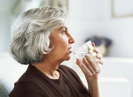 hidratación en el anciano