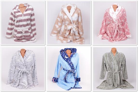 Удобни домашни халати