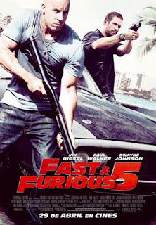 Fast and Furious 5 (2011) Subtitulada Online