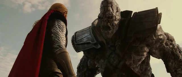 Thor The Dark World(2013) | Screenshot