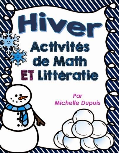 Hiver Math et Littératie