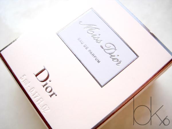 Sephora VIB 2012 HAUL dior