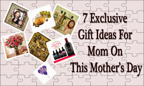 7 Exclusive Gift Ideas For Mom On This Mother's Day