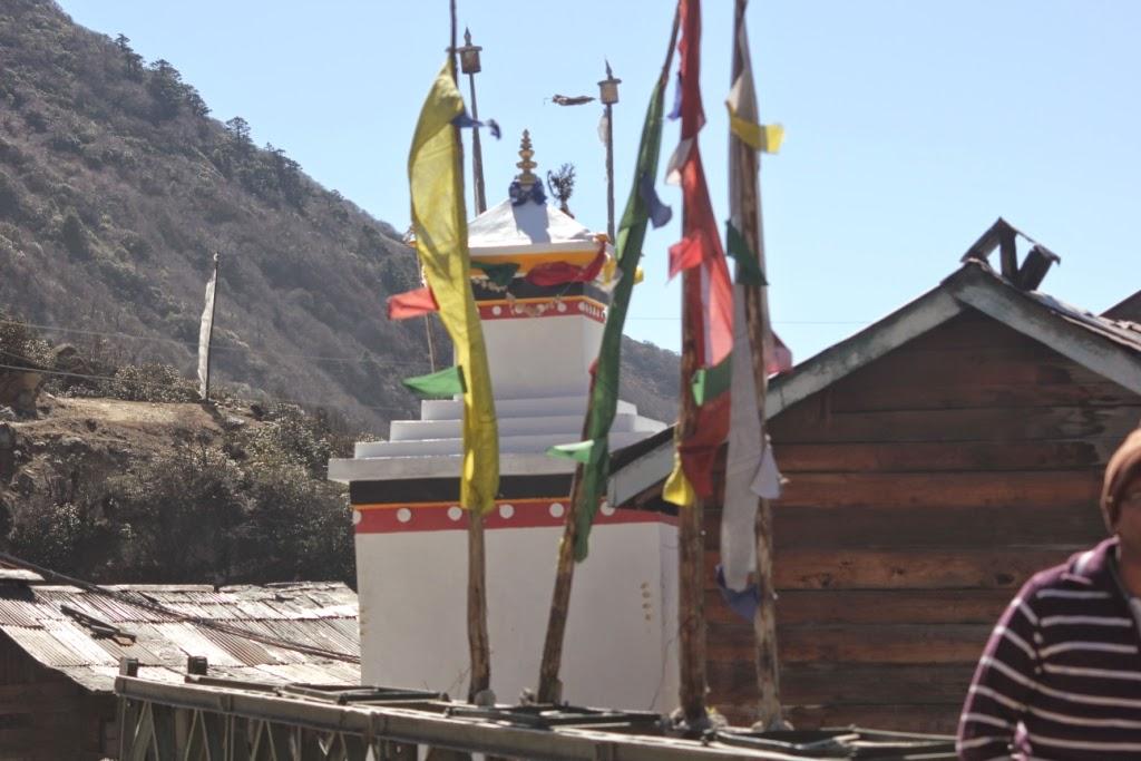 Thangu Village
