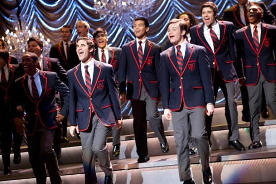 Warblers - Glee