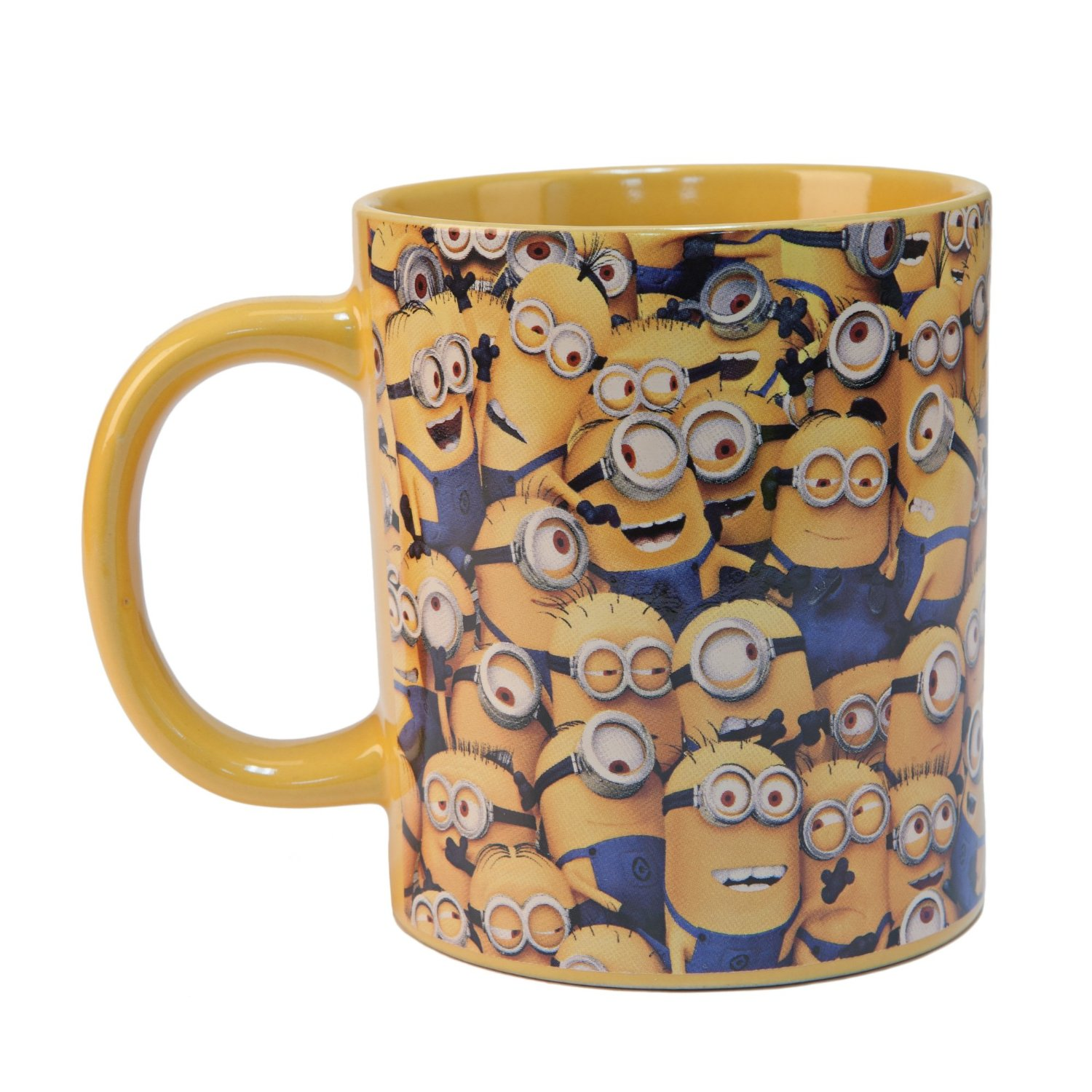 Minions Coffee Mug Design