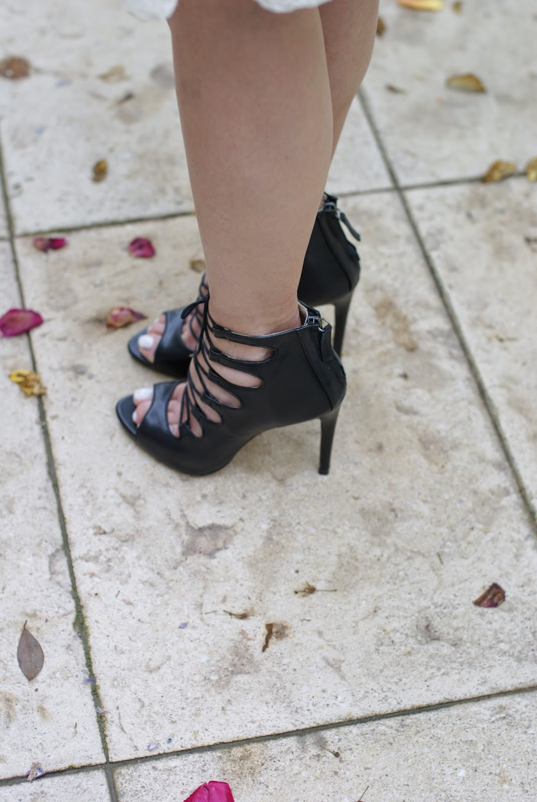 Zara black heels, Fashion and Cookies, fashion blogger