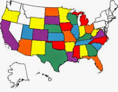 Visited States Since Dec. 2008