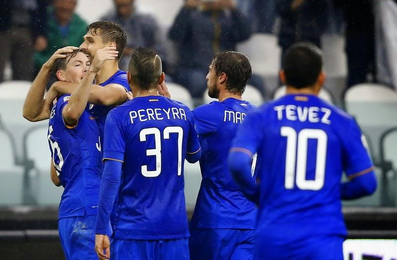 Juventus Pesta 7 Gol Ke Gawang Parma