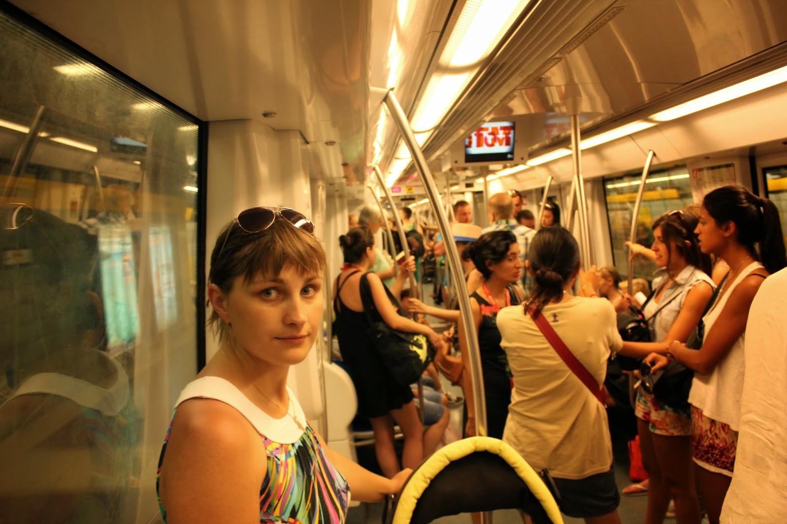 метро Басрелоны