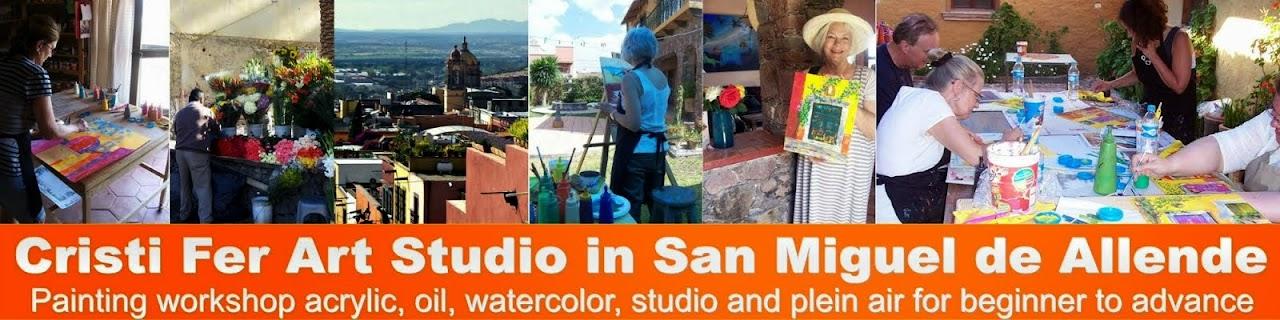 Cristi Fer Art Studio,Mexico