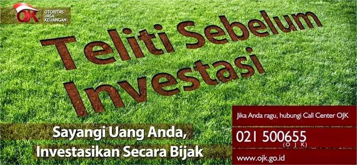 Investasi Reksadana - Otoritas Jasa Keuangan - OJK bapepam