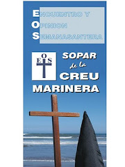 EL 22 DE MARZO DE 2012 SEXTA EDICIN DEL SOPAR DE LA CREU MARINERA