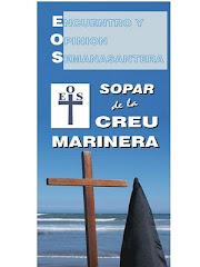 EL 22 DE MARZO DE 2012 SEXTA EDICIÓN DEL SOPAR DE LA CREU MARINERA