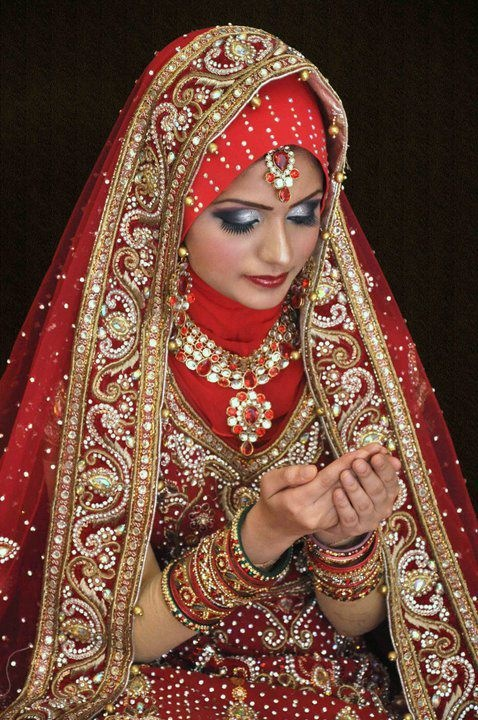 Wonderful Latest Bridal Trends 2012  Pakistani Brides Wedding Trends