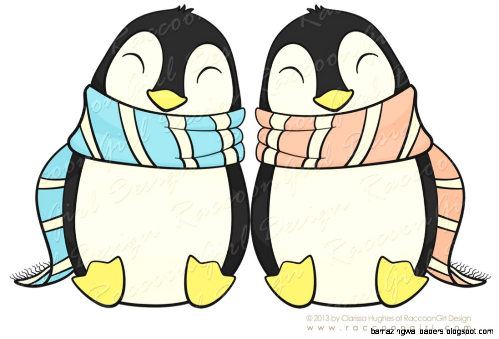 Winter Penguin Clipart   Clipart Kid