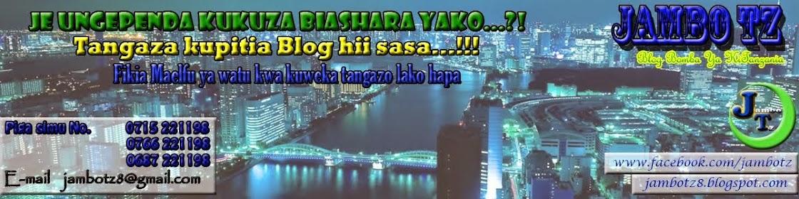 Jambo Tz Tangazo