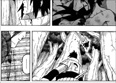 Naruto Mangá 576 - O Guia da Reunião