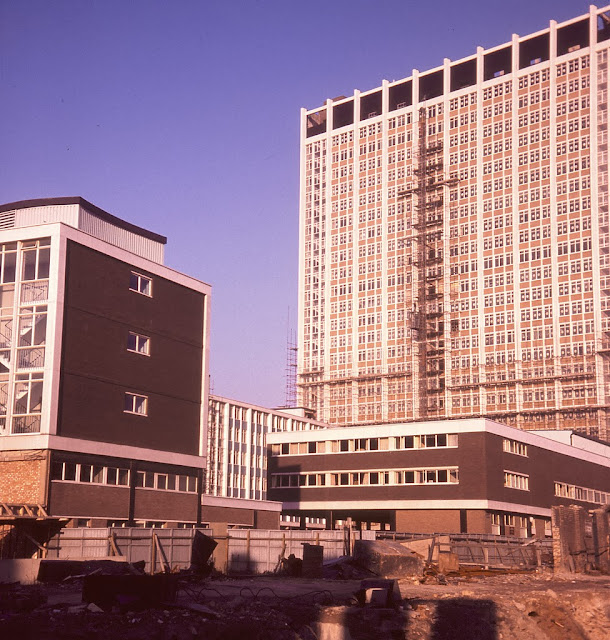 Nestle Building, St George's Walk, Croydon