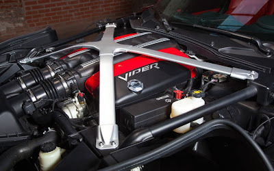 2013 SRT Viper Exterior Engine.