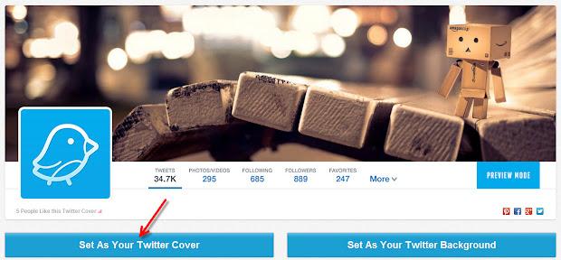 Коллекция шапок для Твитер с установкой в пару кликов.