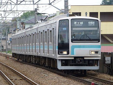 相模線 茅ヶ崎行き 205系500番台