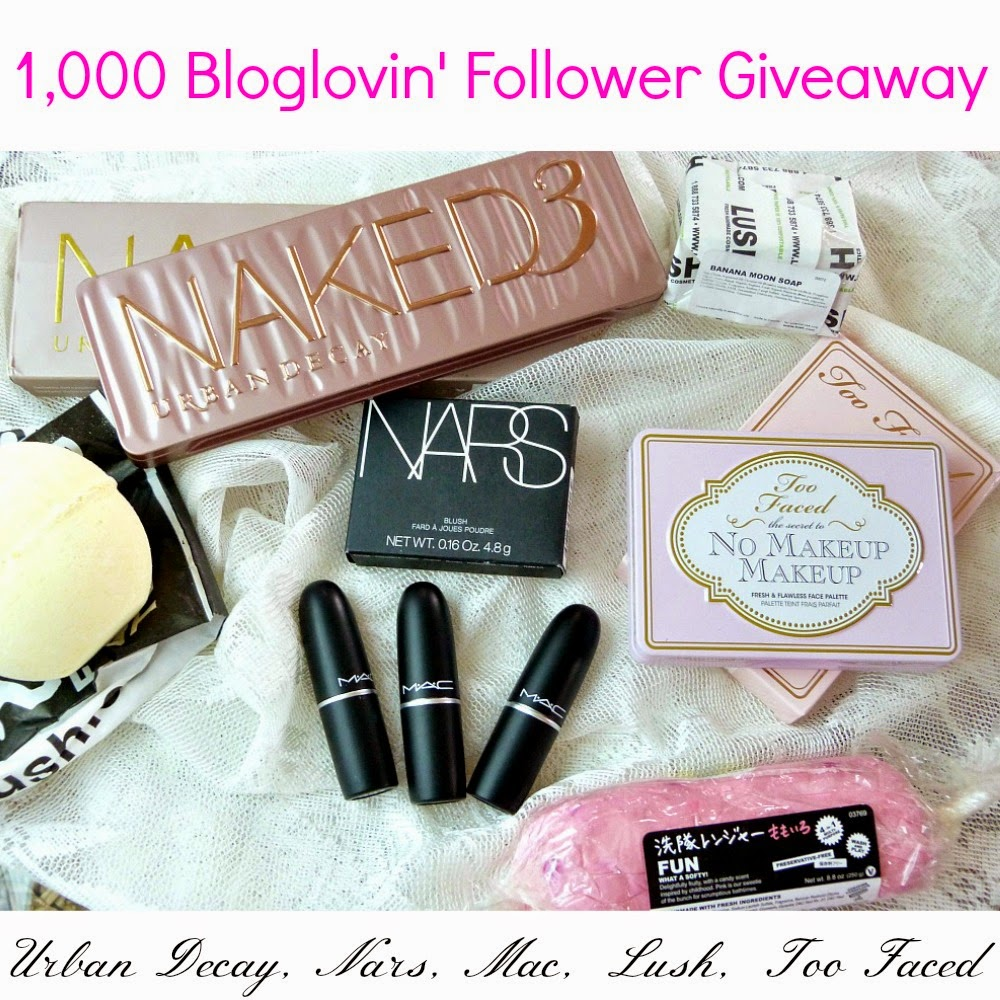 Enter My HUGE Giveaway