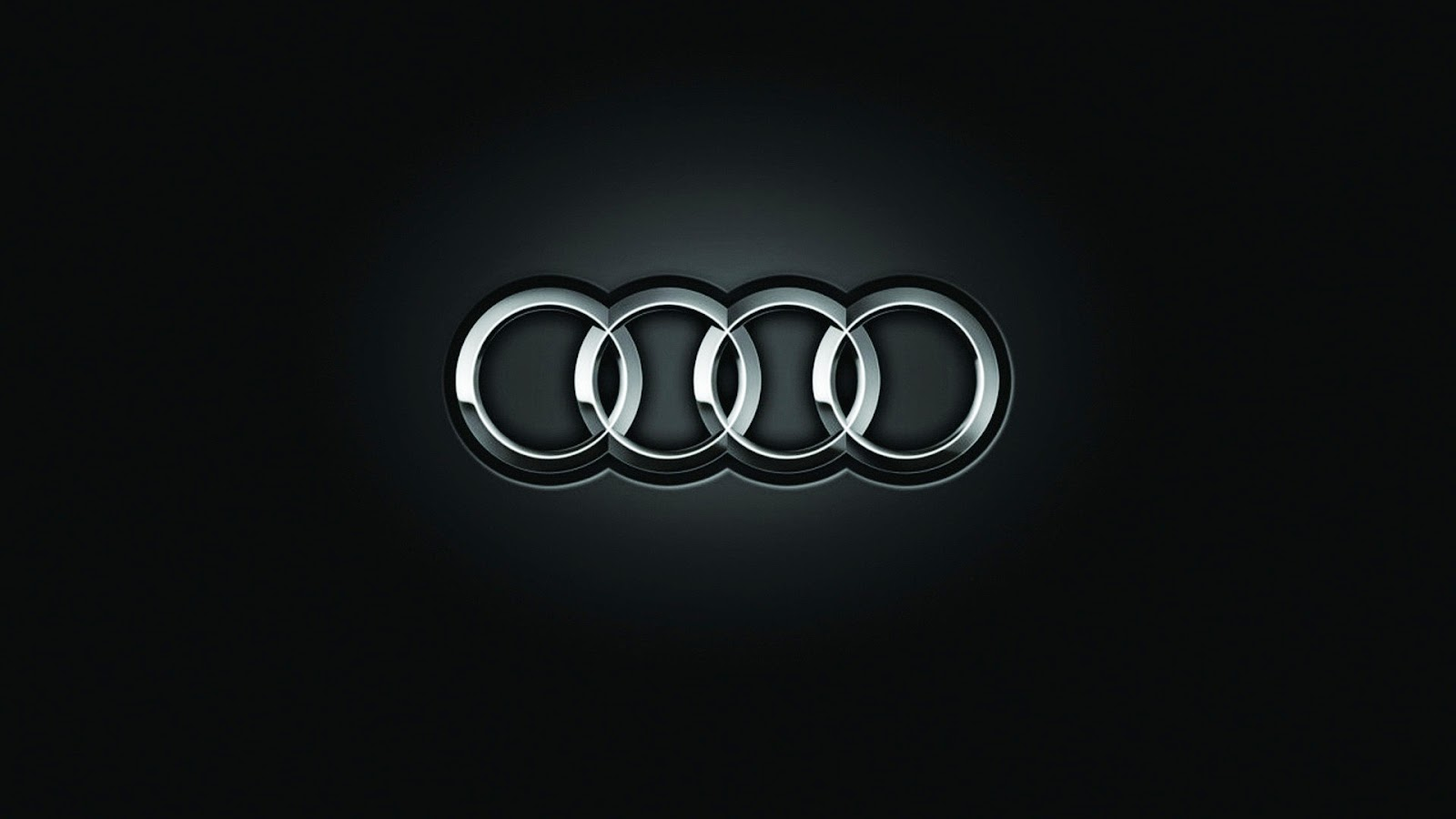 Audi Car Logo HD Wallpaper