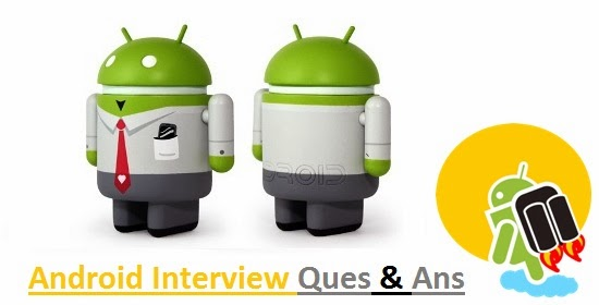 Android Interview Questions for Fresher