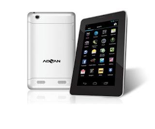 Advan Vandroid T7, Tablet Android Murah Bisa Telpon dan SMS
