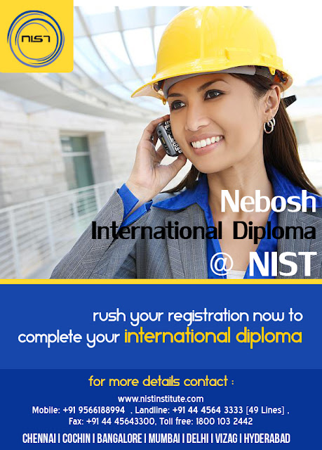 NEBOSH International Diploma In Occupational Health Safety