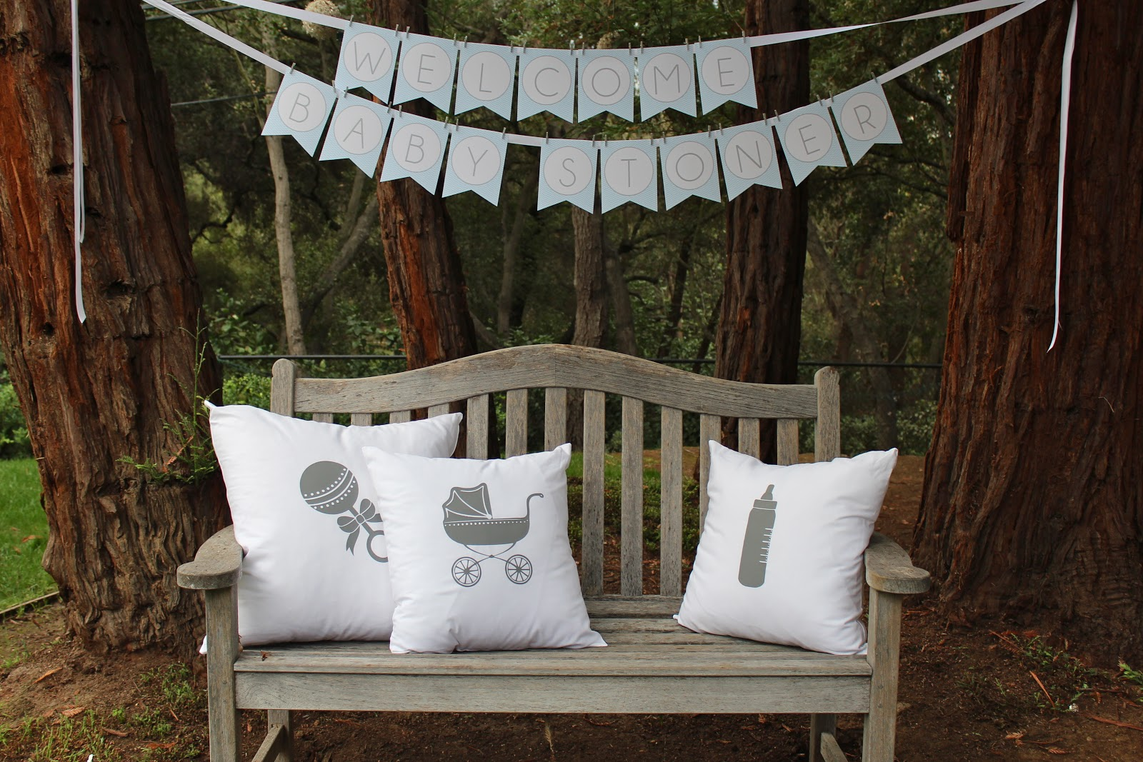 Shake, Rattle and Roll Baby Shower by Bloom - Bloom Designs