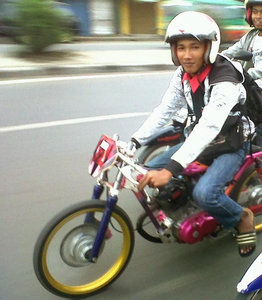 Motor Drag Ninja : Rute Migrasi Anak Balap Jakarta