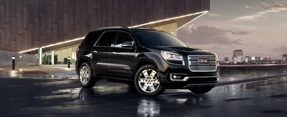 2014 GMC Acadia Denali HD Wallpapers