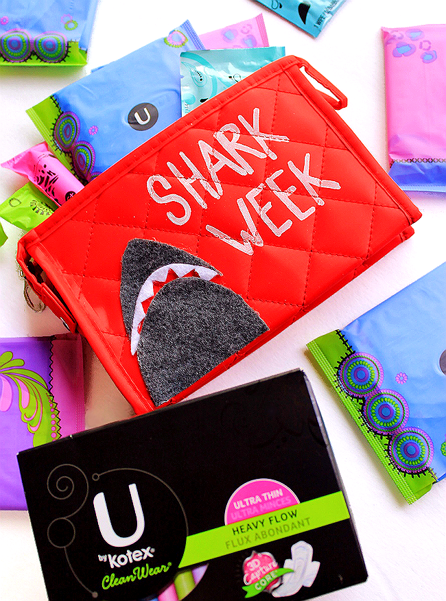 5 Tips To Survive Shark Week With The #ConfidenceUDeserve (ad)