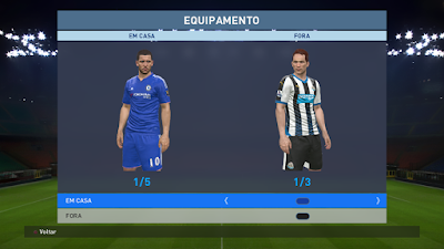 [PES 2016 PC] Patch Tuga Vicio v0.5 BETA - Transfers