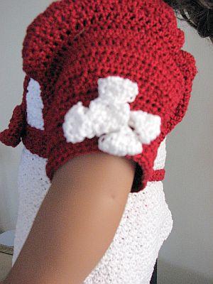 Donna s crochet designs blog of free patterns american girl doll