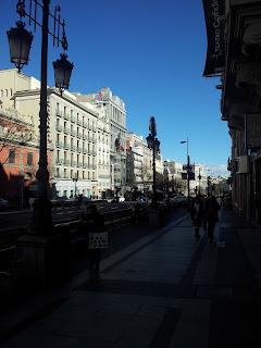 La calle de Alcala  Curso SEM de Google AdWords™ en Madrid