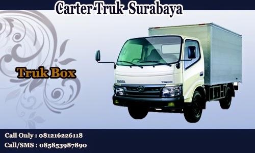 Carter Truk Box Surabaya