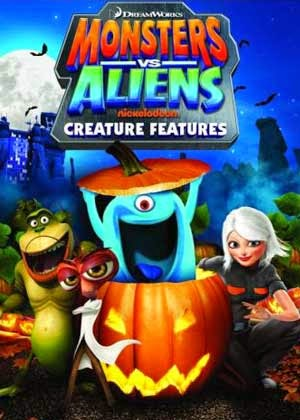 Monsters Vs Aliens: Creature Features (2014)