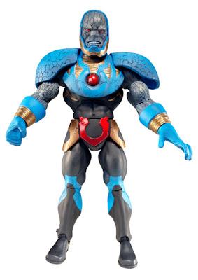 Mattel DC Unlimited New 52 Darkseid figure