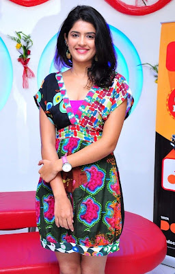 Deeksha Seth Hot Glamour in Skirt Latest Stills