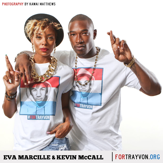 Model Eva Marcille, Kevin McCall, Dawn Richard, Meagan Good & Chris