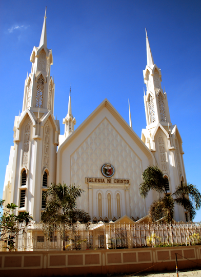 House of Worship of the Church of Christ (Iglesia ni Cristo)