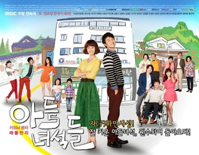 Download K-Drama Rascal Sons Episode 28