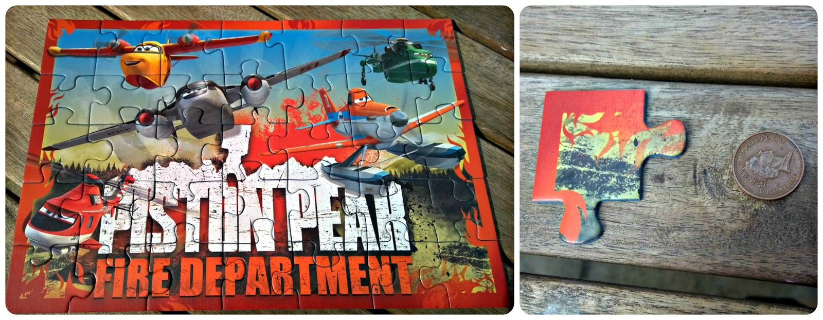 Disney Planes 2: Fire and Rescue 35 piece Jigsaw Puzzle from Ravensburger