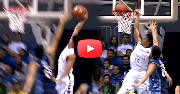 UAAP: Kiefer Ravena POSTERIZES Two Falcons in a NASTY Slam! (VIDEO)