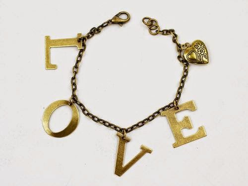 Love Boutique Retro Sixties Love Bracelet