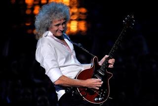 Brian May Queen Muak Dengan The Voice