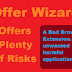 Potentially Unwanted Harmful Adware Application Offer Wizard browser add